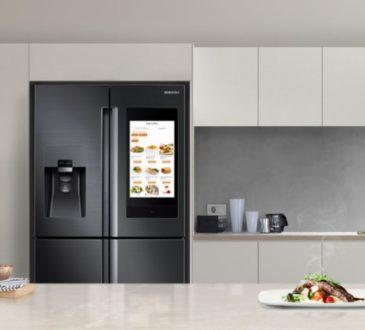 Samsung представила розумний холодильник зі штучним інтелектом 9