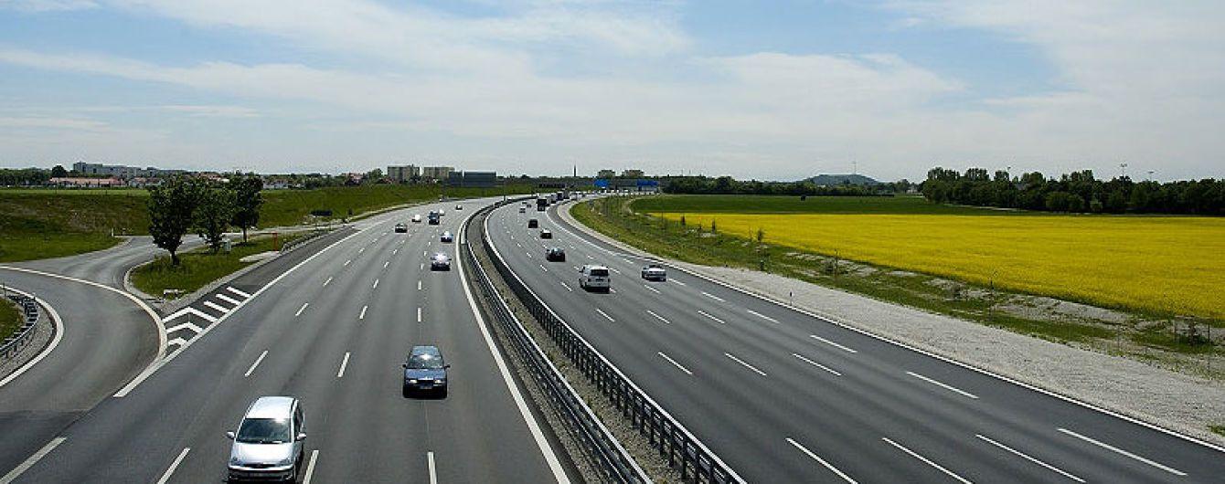 В Україні планують побудувати автобан