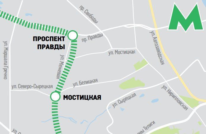У Києві затвердили проект будівництва метро на Виноградар 1