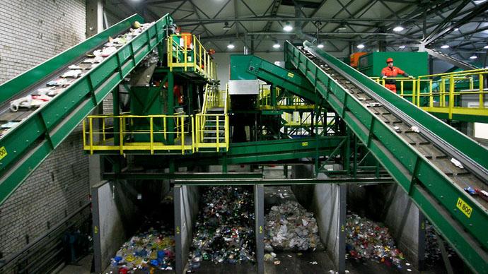 В Киеве объявили конкурс с целью строительства мусороперерабатывающего предприятия 7