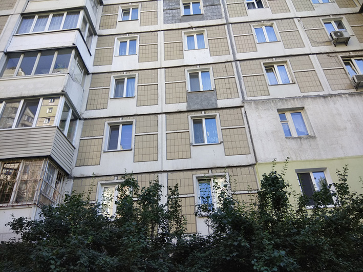 Первое ОСМД в Украине получило грант на утепление фасада от IQ energy 7