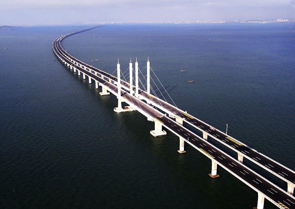 Проекты, меняющие мир. Десять инфраструктурных гигантов