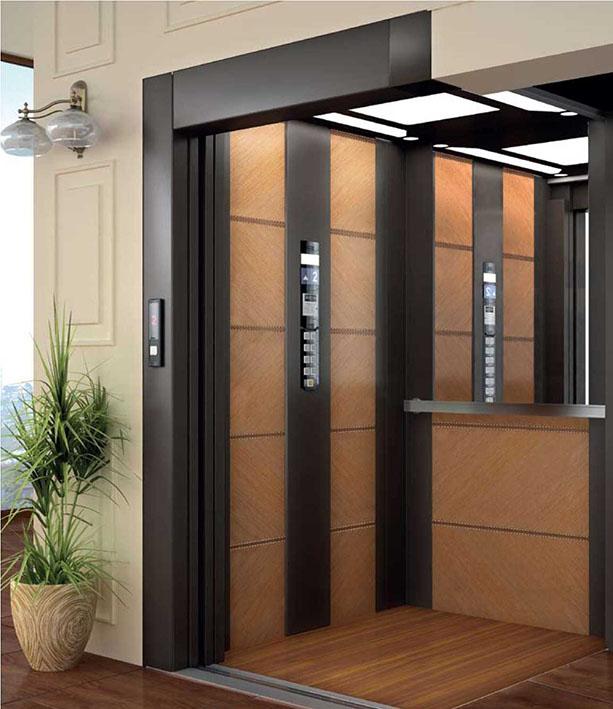 Еволюція ліфтів 7