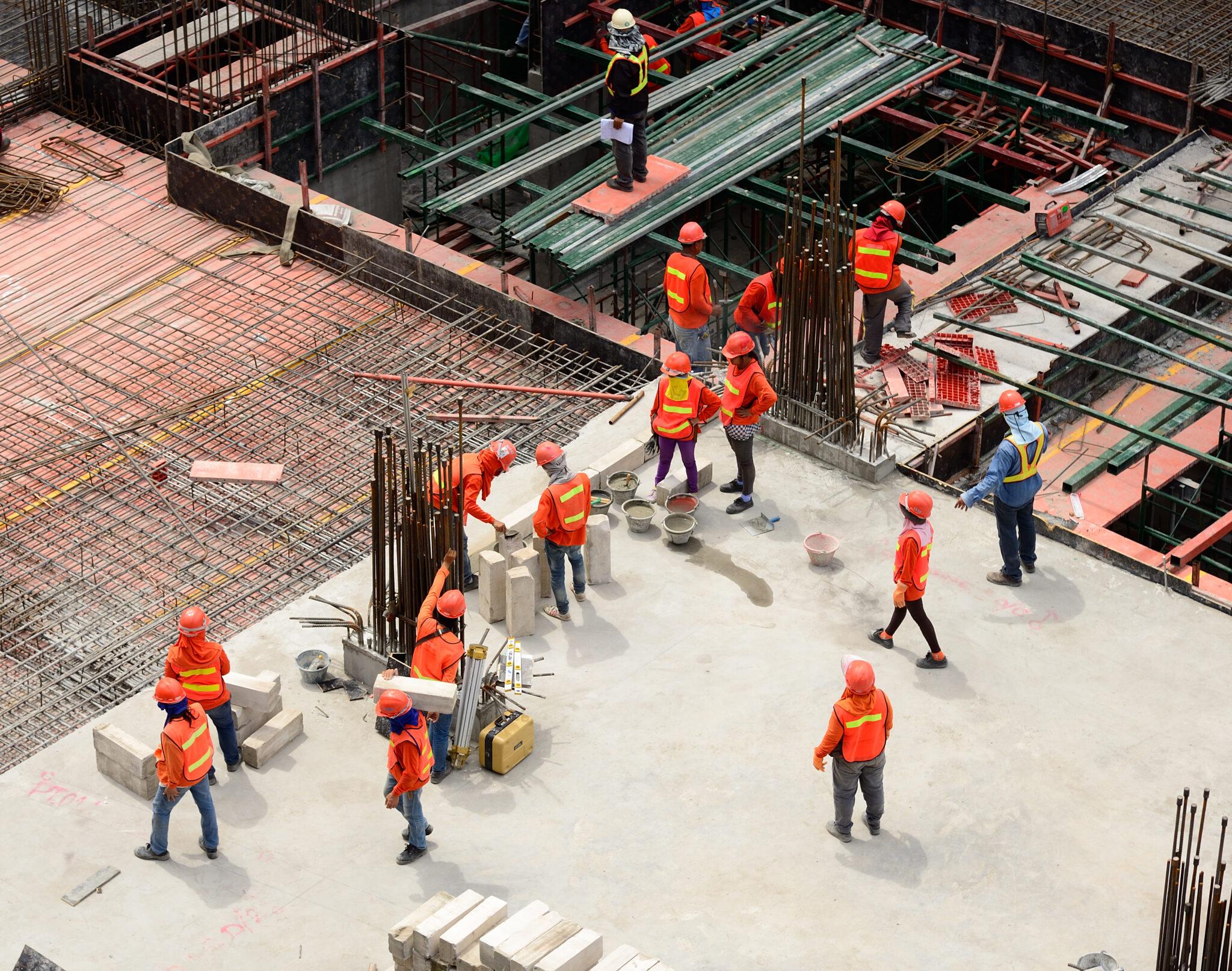 В Україні збільшилися обсяги будівництва 7