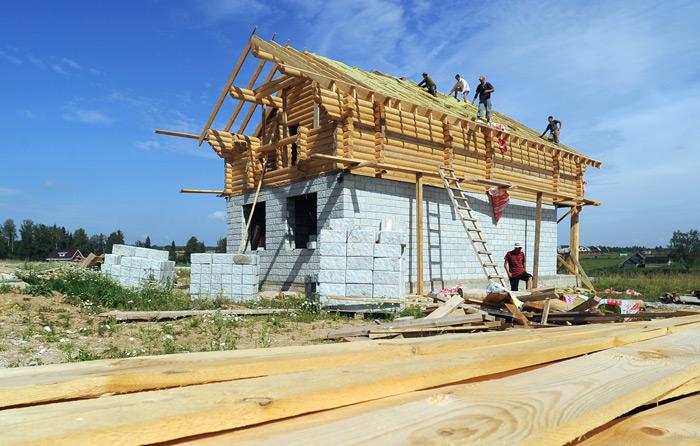 Из чего лучше строить дом? 1