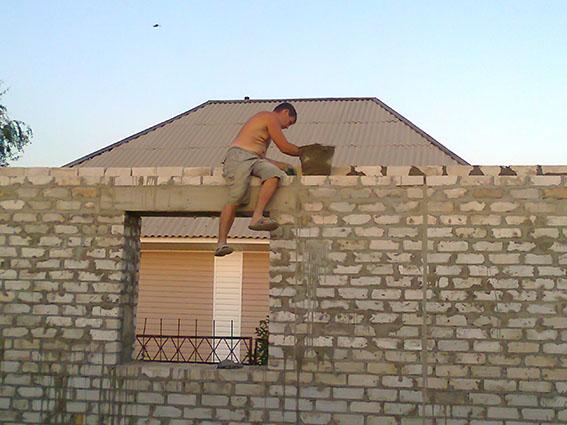 Из чего лучше строить дом?