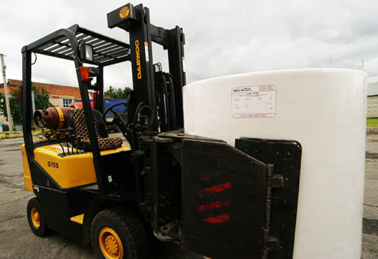 Геотекстиль «РУНО» от национального производителя компании Акваизол