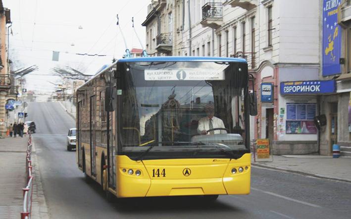 У Тернополі більше не буде маршруток 1