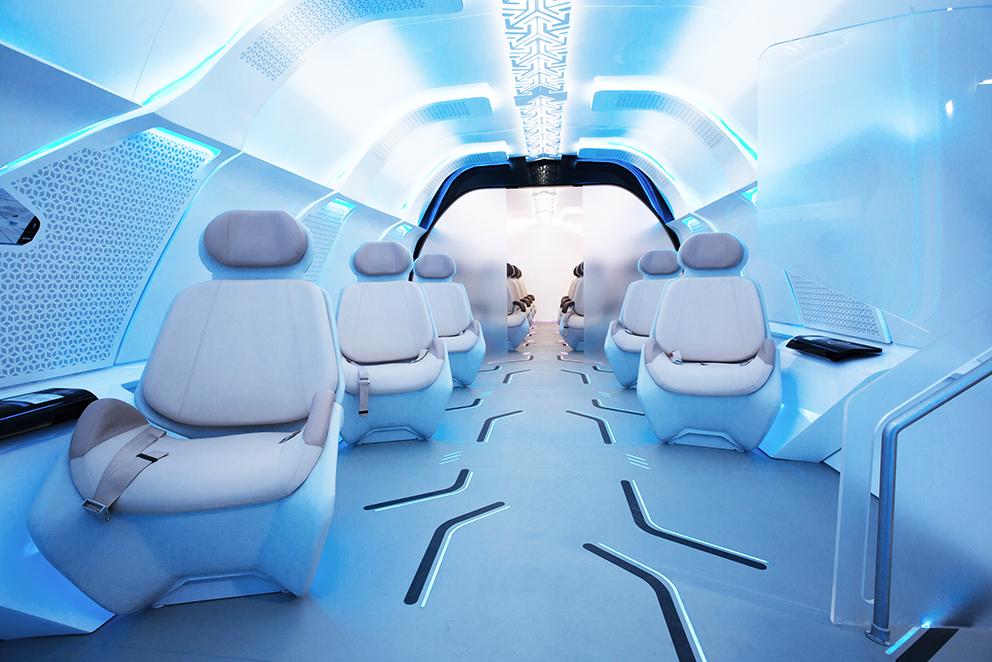 Перша лінія Hyperloop відкриється в 2022 році