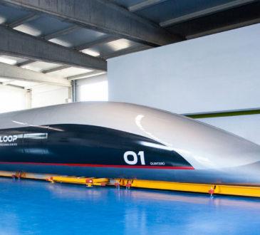 Перша лінія Hyperloop відкриється в 2022 році 14