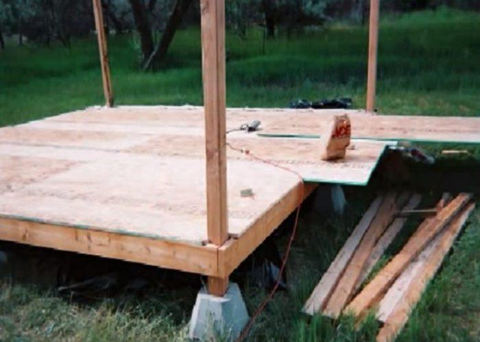 Як самому побудувати садовий будиночок всього за $2000 3