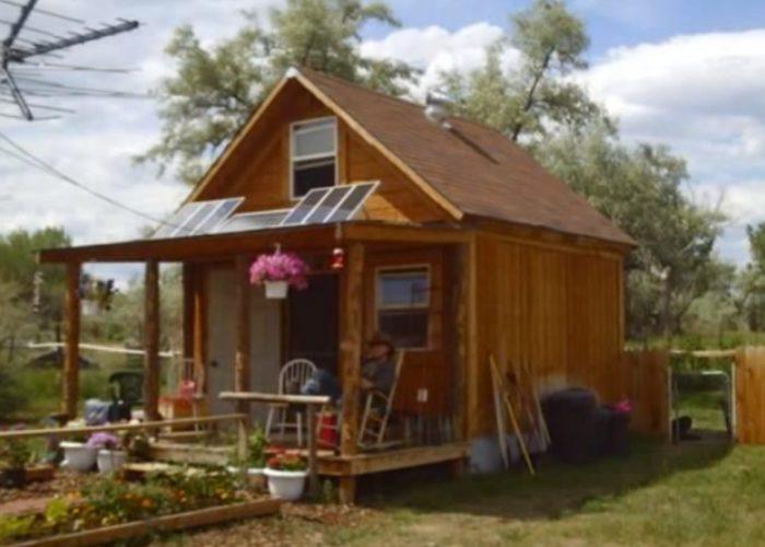 Як самому побудувати садовий будиночок всього за $2000 2