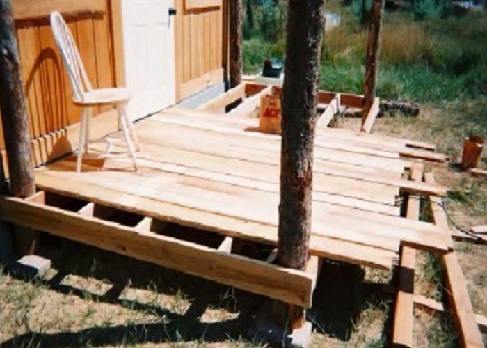 Як самому побудувати садовий будиночок всього за $2000 6