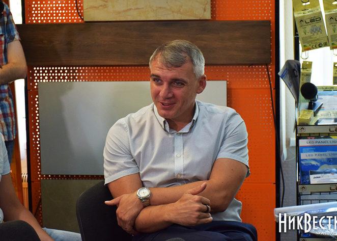 Николаев планируют полностью перейти на LED-освещение улиц 8