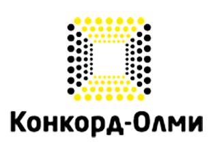 ООО «Конкорд-Олми» логотип