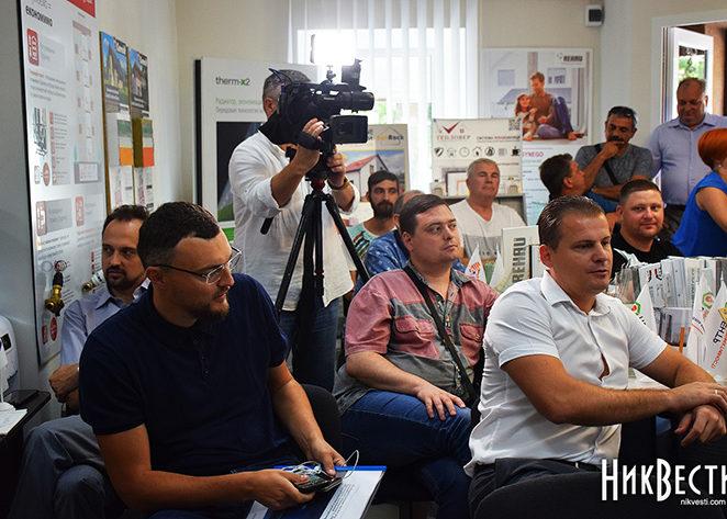 Николаев планируют полностью перейти на LED-освещение улиц 9