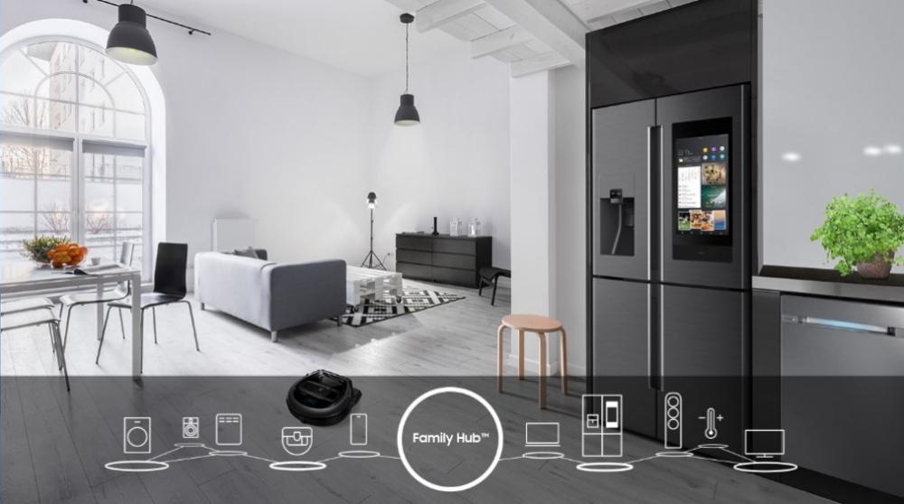 Samsung представила розумний холодильник зі штучним інтелектом