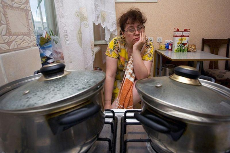 Премьер Украины говорит, что горячую воду киевлянам дадут до конца недели 7