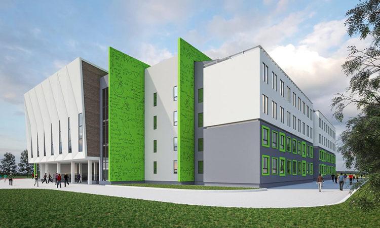 Школы станут просторнее благодаря новым ГСН 1