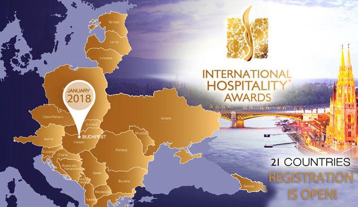 International Hospitality Awards 2018 открыла регистрацию для объектов индустрии 1