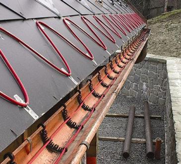 Как защитить крышу от наледи и сосулек? 5