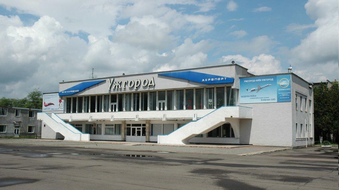 В Ужгороді до кінця року відновить роботу міжнародний аеропорт 7