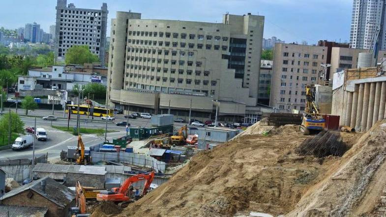Київрада затвердила план нової забудови Печерська 7