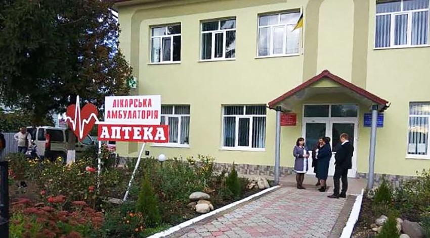 В областях України будують 300 амбулаторій 4