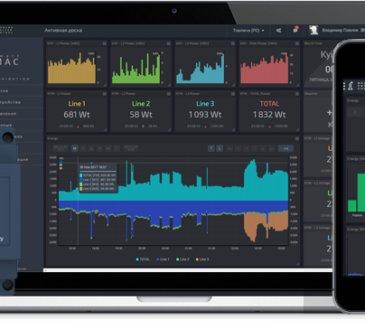 Сучасний енергомоніторинг від Smart-Mac 12
