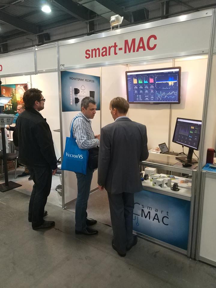 Современный энергомониторинг от Smart-Mac