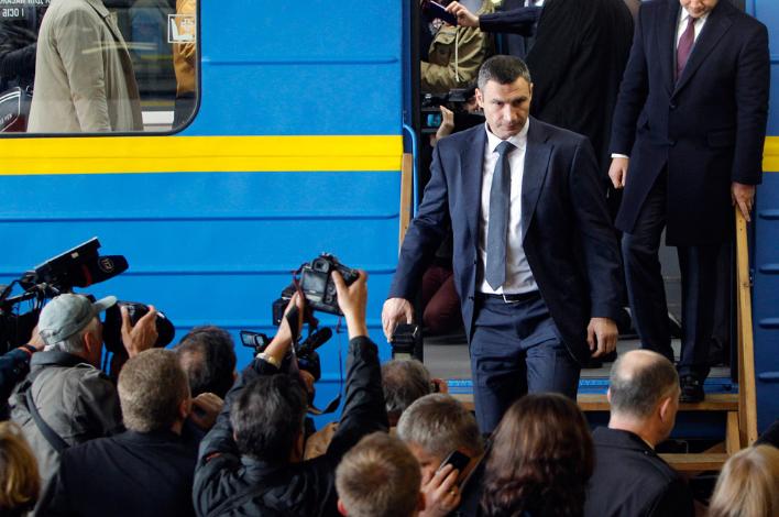 Влада Києва обговорює будівництво четвертої лінії метро з китайською CPCG 4