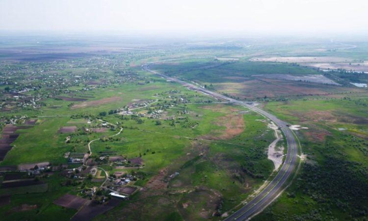 Строительство трассы Киев-Днепр закончат в 2022 1