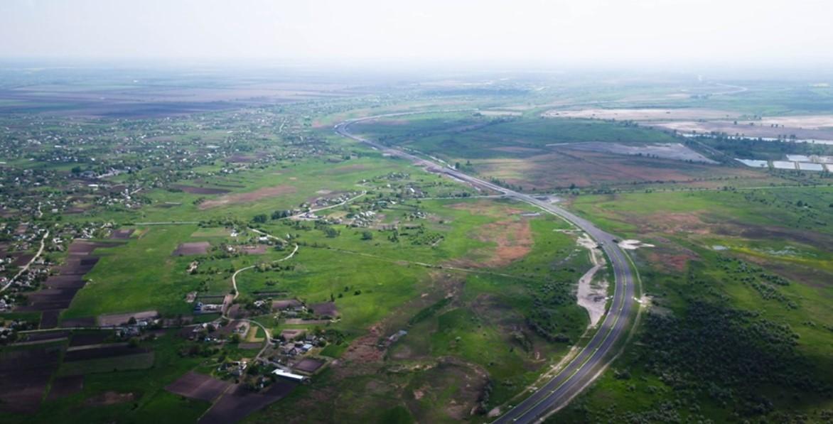 Будівництво траси Київ-Дніпро завершать в 2022 5