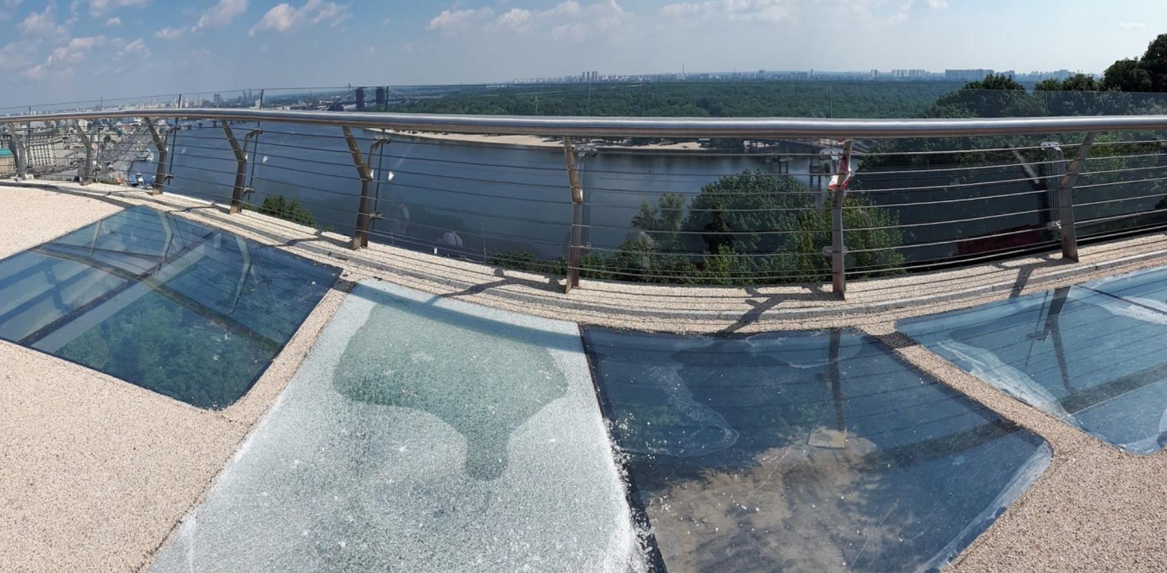 Открытый 25 мая мост на Владимирской горке признан аварийным 2