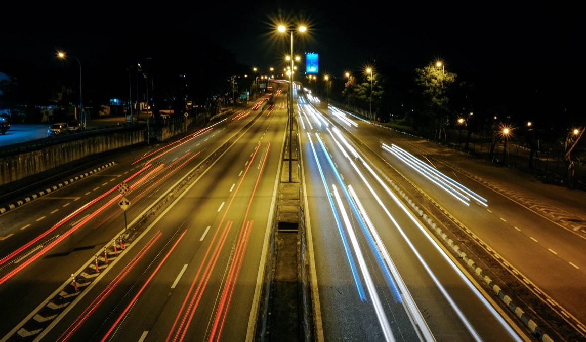 Дороги в Украине получат светоотражающие вставки 5