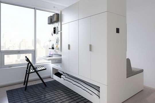 Роботизированная мебель появится в 2020