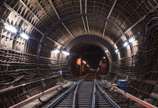 Київський метрополітен модернізують 20