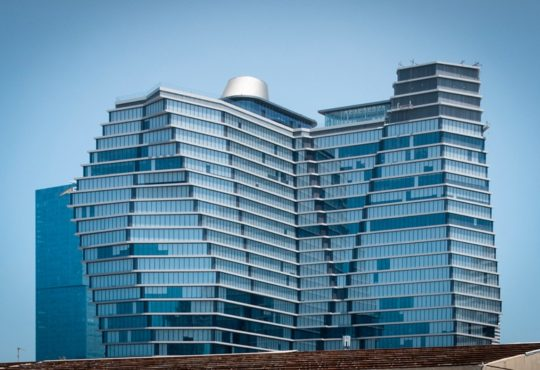 В Ізраїлі будується найвищий будинок країни 3