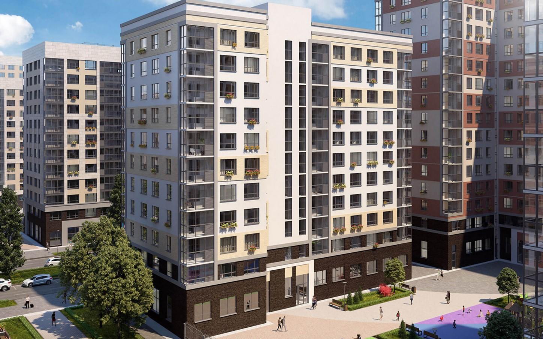 У Києві дорожчають проекти типу «місто в місті» 1