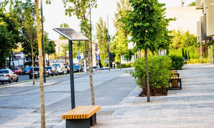 Открыта первая киевская smart-улица 1