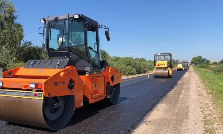 На будущий год бюджет выделит больше средств на дорожные работы 1