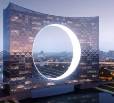 Найбільш незвичайний міст в світі з'явиться в колишній Астані 5