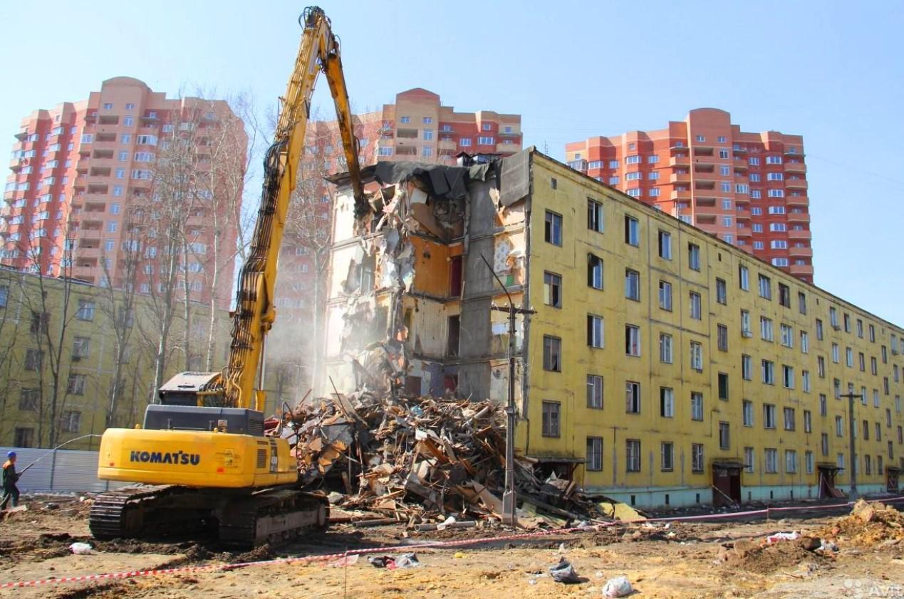 Знесення хрущовок в невеликих містах поки не передбачене 5