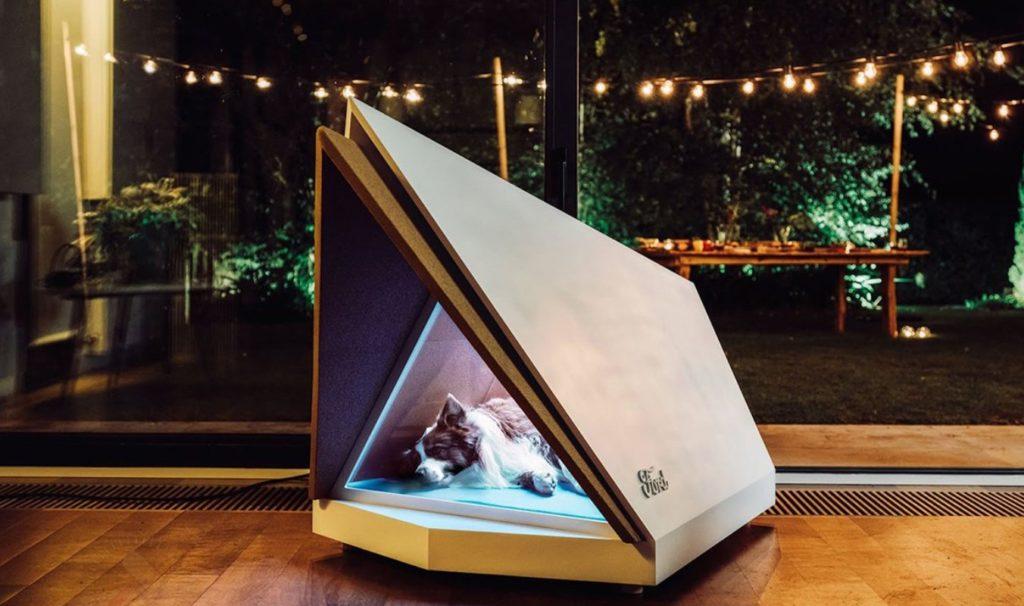 Дизайнерська будка: будинок мрії для чотириногого улюбленця