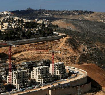 Ізраїль розпочинає забудову на Західному березі Йордану 6