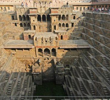 Секрети архітектури Індії: підземні колодязі 3