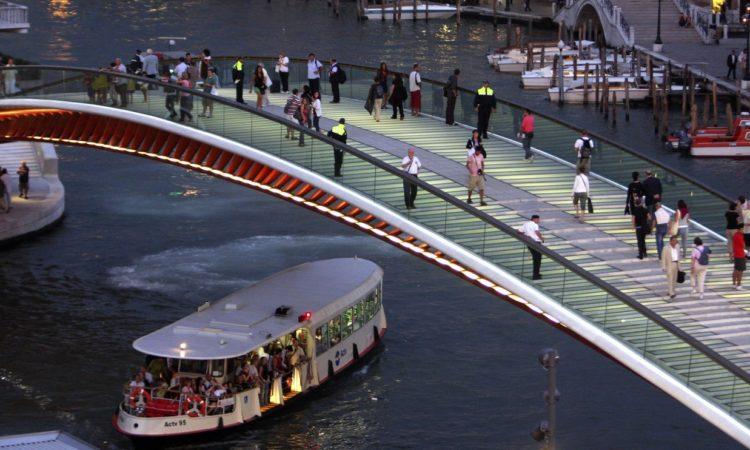 У Венеції архітектор заплатить 78 000 євро штрафу за невдалий міст 1