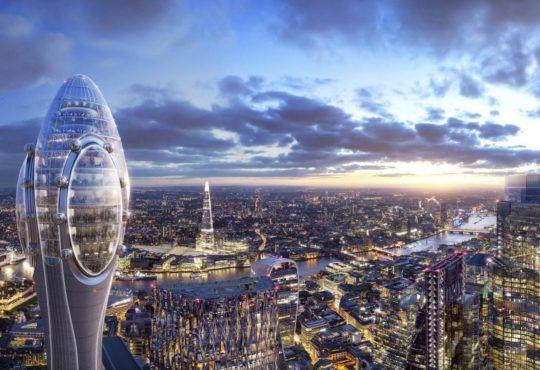 Проект дома-цветка в Лондоне не будет реализован 4