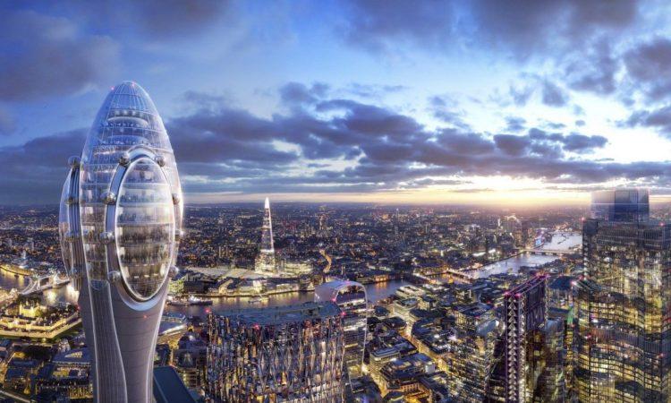 Проект дома-цветка в Лондоне не будет реализован 1