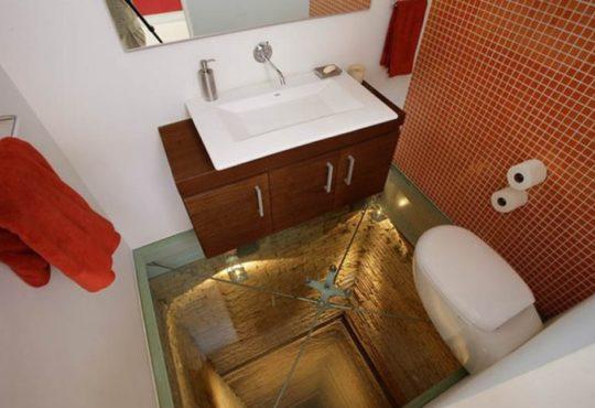 Самая необычная ванная комната 4